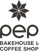 Pep Bakehouse & Coffee Shop ☕️ Logo